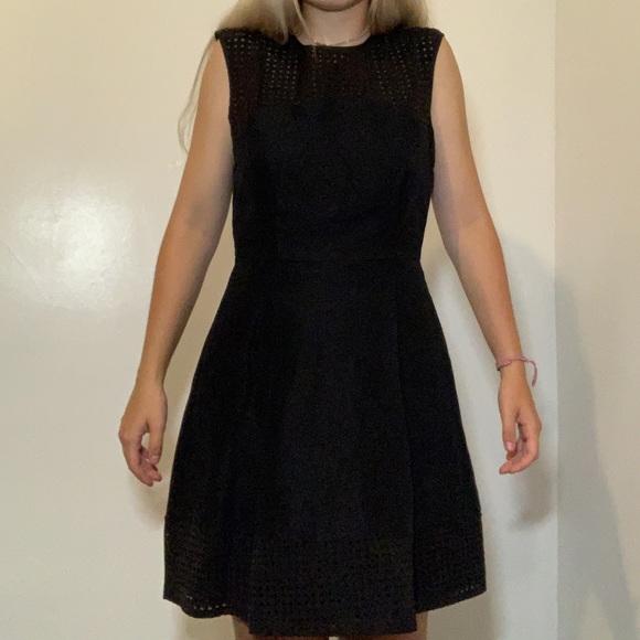 J. Crew Dresses & Skirts - Black Formal Flare Dress